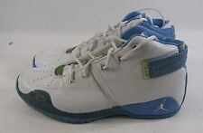 Nike Air Jordan Team 10/16 (White/University Blue) 309847-143 Size 10.5