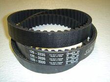 """Toro 20200 30"""" Time Master Oem orig mower deck timing belt 120-3335 new & unused"""