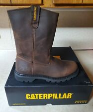Caterpillar Men Revolver Work Boots size 8.5  Brand New! Fast Shipping!