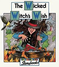 The Wicked Witchs Wish (Letterland Storybooks), Samways, Jenny, Used; Good Book