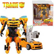 Transformer 4 Bumblebee Transformers Lot Action Figures
