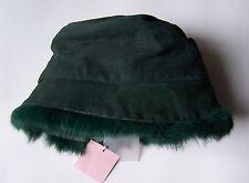 chapeau neuf LOLLIPOPS vert - croute de porc
