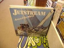 JETSTREAM Around the World vinyl LP EX TBA 1986
