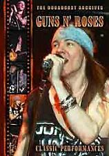 Guns N' Roses - The Broadcast Archives (DVD)