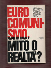 Politica+AV.EUROCOMUNISMO,MITO O REALTA'?.-A.Mondadori 1978