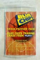 BLUE CHIPS Movie Trading Cards Preview Promo Pack Sealed Shaquille O Neal