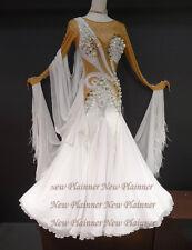 B5105 Ballroom Women Tango Waltz standard dance Competition dress uk10  US 8