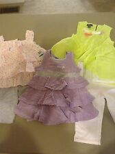 NWT baby girl calvin klein kenneth cole outfits size 24 months