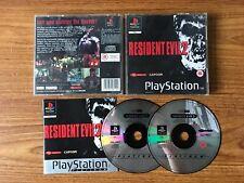 Resident Evil 2 (PS1) pal
