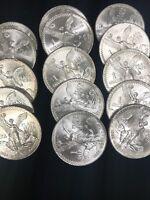 1985 1 Onza Mexican Silver Libertad 1 oz Coin  BU .999