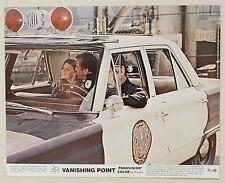 Vanishing Point 20th Century Thriller Vintage 1971 Movie Still Promo Photograph