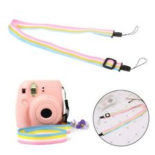 For Fujifilm Instax Mini 8/9/8+/25/70 Camera Adjustable Neck Shoulder Strap Belt