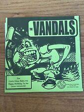 "The Vandals, Assorted Jelly Beans, Slpit 7"" Vinyl, 1996"