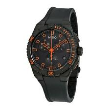 New Mido Ocean Star Captain Chronograph Mens Watch M0234173705109