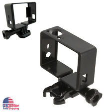 GoPro Frame mount for Gopro Hero3 and 3+Plus hero 4 silver and black Accessory