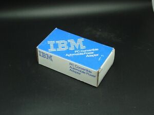 IBM PC Convertible Automobile Power Adapter