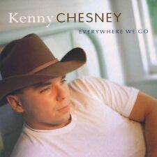 Kenny Chesney Everywhere we go (1999) [CD]