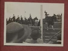 Margate. Military Horse Display.  Vintage photograph   q.711