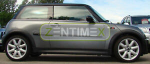 Schutzleisten für Mini Cooper S R52 2004-2008