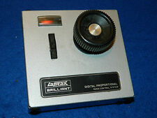 LATRAX BRILLIANT LTX-50 digital Radio Control system RC controller 26.995 MHz