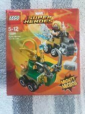 Lego Marvel Super Heroes 76091 Mighty Micros:Thor vs Loki - New, Sealed, Retired