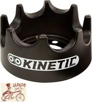 KINETIC TURNTABLE BLACK RISER RING