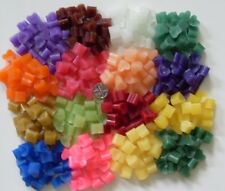 60 Pot Luck MINI Handmade Scented Wax Melts /Tarts,For Oil Burners,Gifts & Home