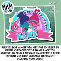 PRINCESS POCAHONTAS PERSONALISED BIRTHDAY CARD ANY NAME AGE RELATION