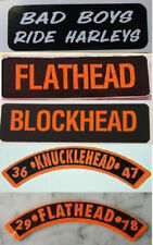 Lot of 5 different - MOTORCYCLE DECALS (5) lot #11  helmet stickers