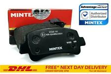 FOR Toyota Avensis T27 from 2008 REAR Right BRAKE PADS GENUINE MINTEX