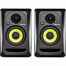 KRK Active Pro Audio Studio Monitor Systems