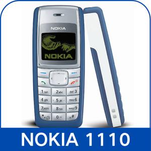 Unlocked Original Nokia 1110 1110i 2G GSM  HOT SALE GSM900/1800 Cheap Cellphone