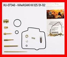 KR Vergaser Reparatur Satz Carburetor Repair kit  XU-07346 HONDA CR 250R 01-03