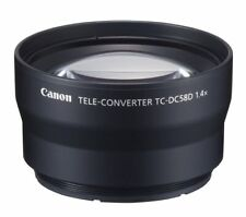 Canon TC-DC58D Tele Converter Lens for Canon G10 and G11 Digital Camera-requir..