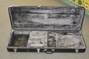 "Epiphone Explorer Deluxe Hardshell Case Black Tolex ""Leather"""