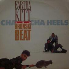 "Eartha Kitt & Bronksi Beat(7"" Vinyl P/S)Cha Cha Heels-112 331-UK-VG/Ex"