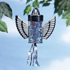 Bird Repellent MAGNETIC Holographic Shiny Visual Scarer Deterrent Pest Control ~