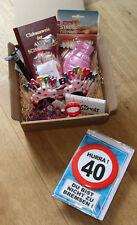 40 Geburtstag Geschenk Frau Geschenkidee Geburtstagsgeschenk Geschenke lustig