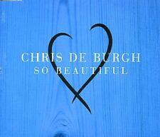 Chris de Burgh So beautiful (1997) [Maxi-CD]