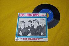 """LOS McCOYS vol. 2 Ven, vamonos Come on let´s go (VG/VG) Gamma MEXICO edit  7"""" Ç"""