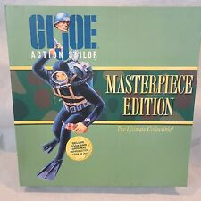 GI Joe Action Sailor Masterpiece Edition Deluxe Book and Reproduction 1964