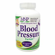 Blood Pressure Factors by Michael's Health Products 180 Tablets