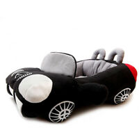 Brand New Kojima Black Car Deluxe Cute Cozy Warm Pet Beds Kennel for Dog Cat