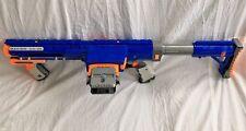 N-Strike Nerf Raider CS-35 with Stock & Loaded Magazine Toy Gun 7 Nerf Bullets