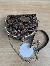 See By Chloe Mara Crossbody Bag In Python