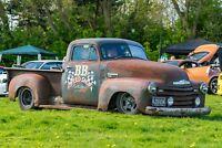 1950 Chevy Truck 'Thunderstruck' hotrod,