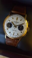 Vintage rare 18k Gold Breitling Top Time Chronograph