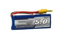 RC Turnigy 5000mAh 2S 30C Lipo Pack w/XT-90
