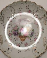 Vintage Bristol Gardens Lipper And Mann Plate / Bowl