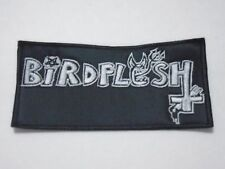 BIRDFLESH GRINDCORE EMBROIDERED PATCH